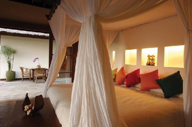 Gradini acvatice suspendate in Bali - Poza 16