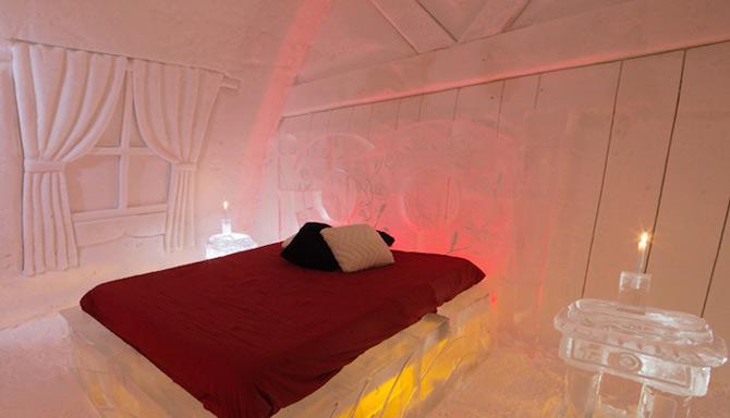 Hotel de gheata inspirat de Jules Verne in Canada - Poza 3