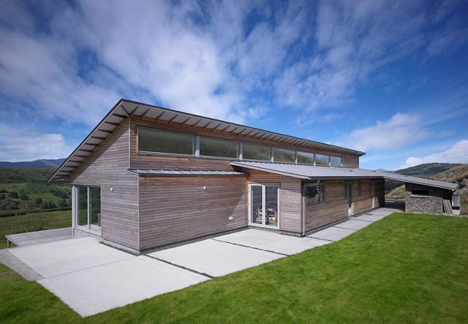 Subtilitate in peisaj: Houl Residence, Irlanda - Poza 4