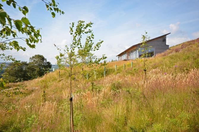 Subtilitate in peisaj: Houl Residence, Irlanda - Poza 5