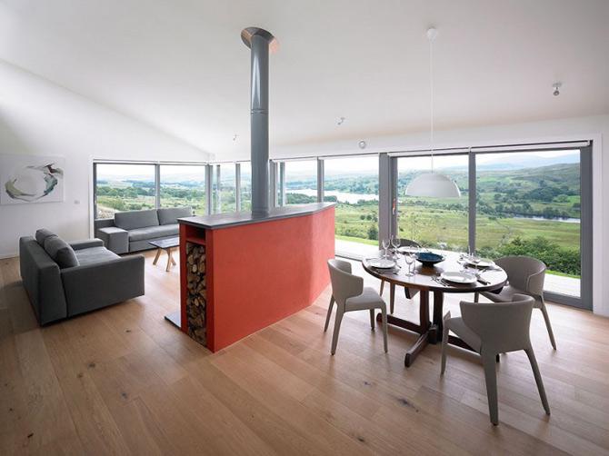 Subtilitate in peisaj: Houl Residence, Irlanda - Poza 16