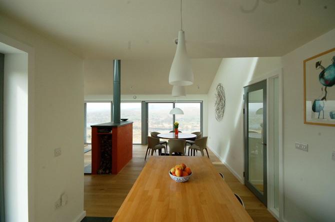 Subtilitate in peisaj: Houl Residence, Irlanda - Poza 17
