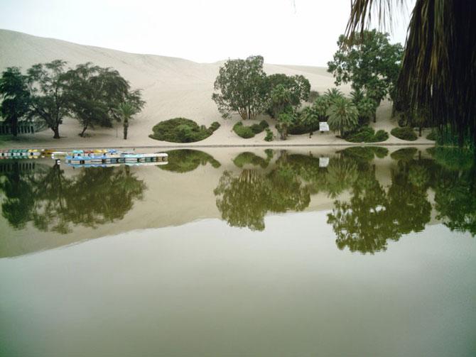 Oaza din Peru: Satul Huacachina - Poza 4