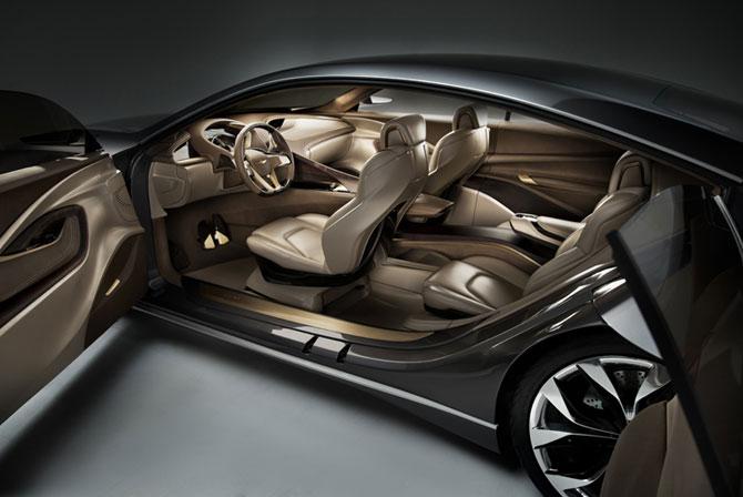 Un Hyundai de lux la Detroit - Poza 3