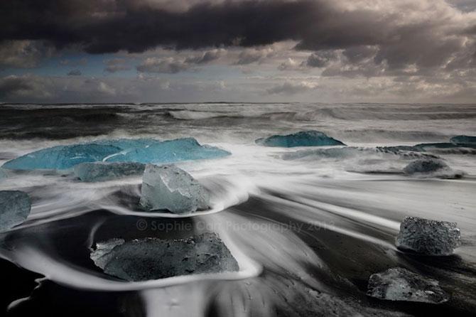 Ghetarii albastri din Islanda - Poza 2
