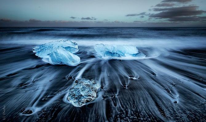 Ghetarii albastri din Islanda - Poza 7