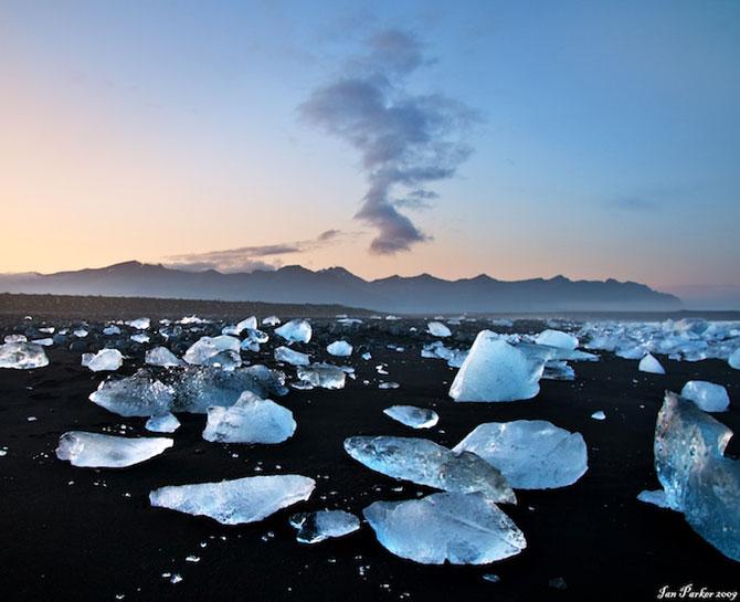 Ghetarii albastri din Islanda - Poza 9