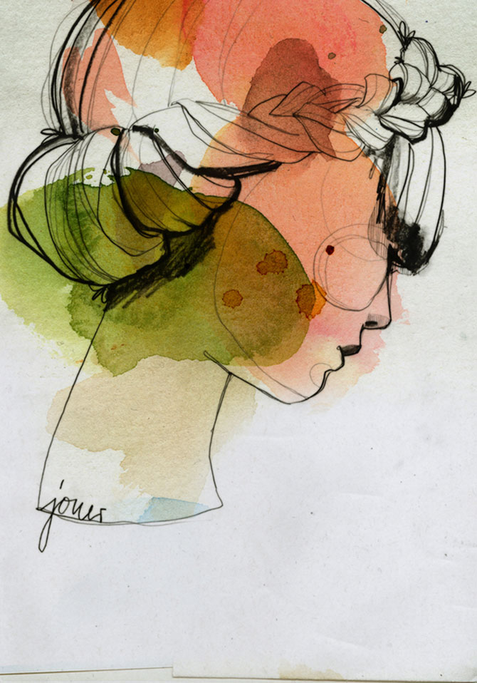 Rusoaica berlineza si femeile lui Schiele, Mucha si Klimt - Poza 6
