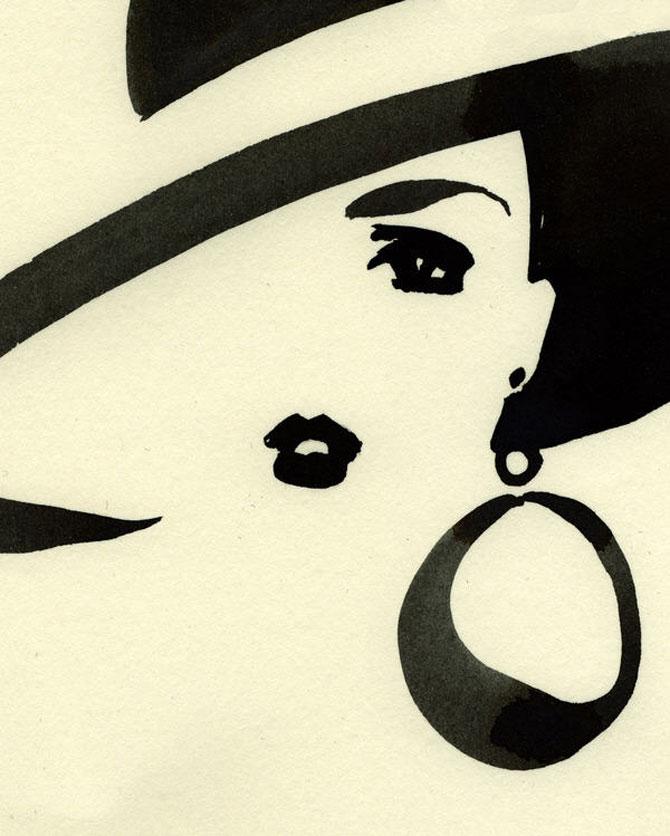 Rusoaica berlineza si femeile lui Schiele, Mucha si Klimt - Poza 9