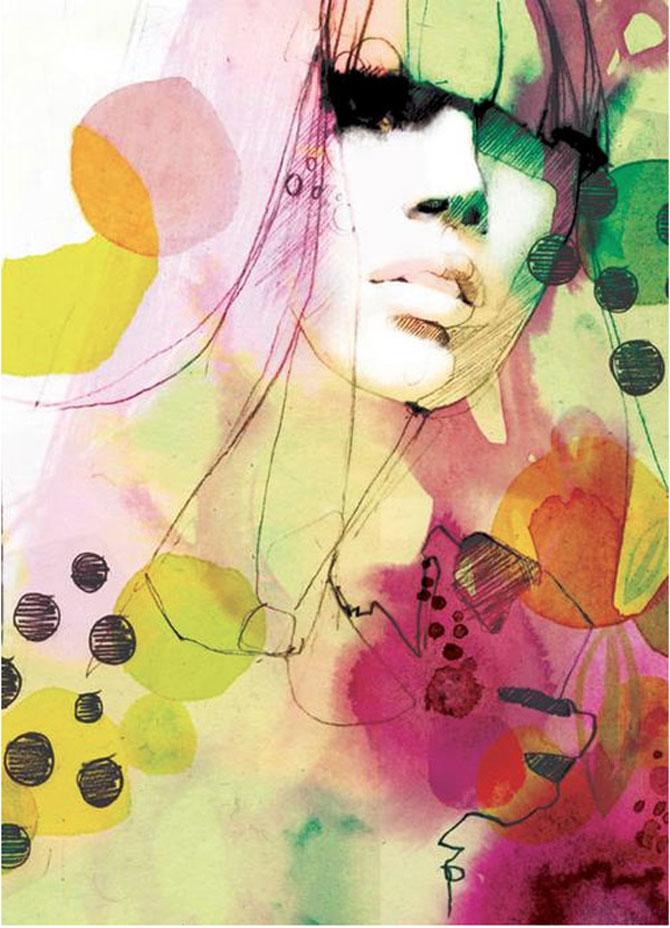 Rusoaica berlineza si femeile lui Schiele, Mucha si Klimt - Poza 11