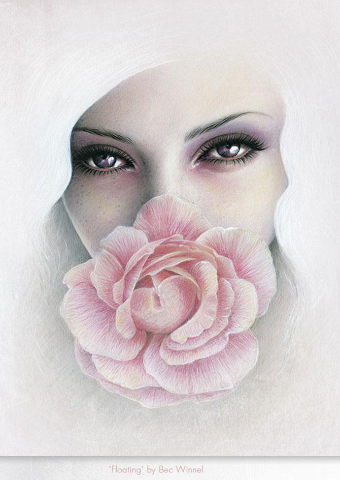Flori, fete, nostalgii: Bec Winnel - Poza 5