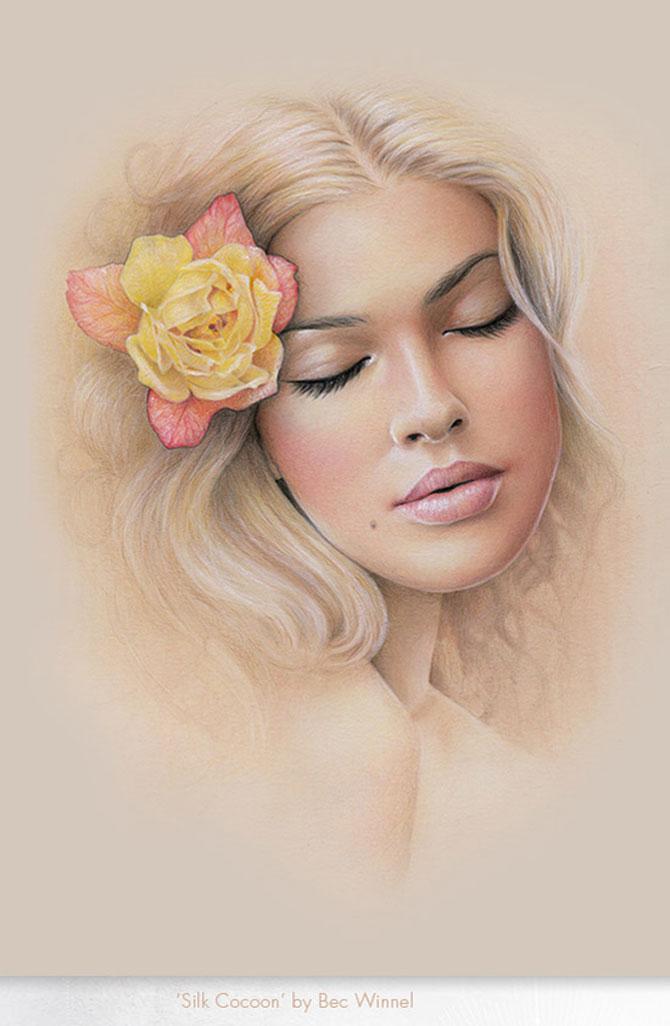 Flori, fete, nostalgii: Bec Winnel - Poza 7