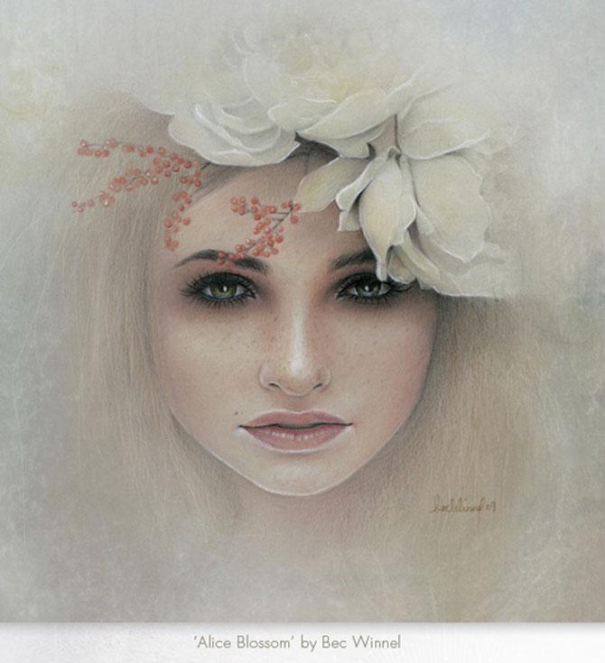 Flori, fete, nostalgii: Bec Winnel - Poza 8