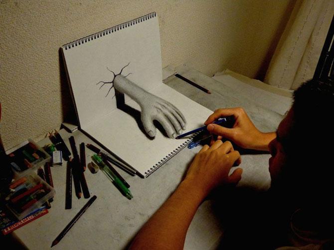 Desenele lui Nagai Hideyuki sar de pe pagina - Poza 8