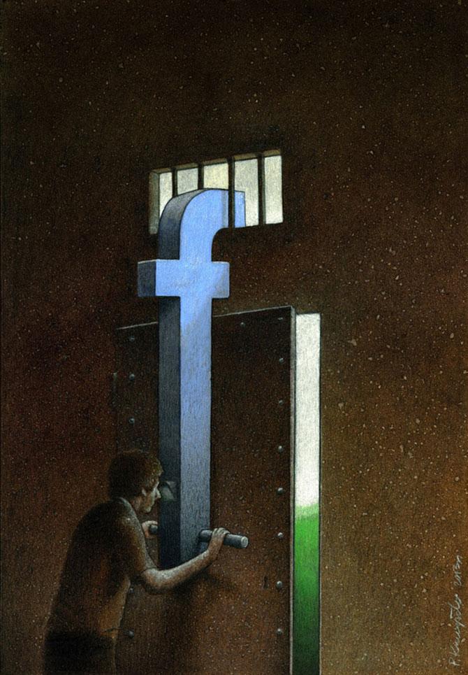 Caricaturi care dau de gandit, de Pawel Kuczynski - Poza 2