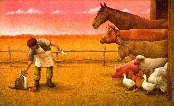Caricaturi care dau de gandit, de Pawel Kuczynski - Poza 5