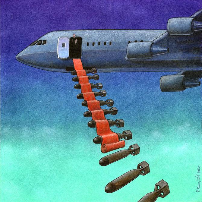 Caricaturi care dau de gandit, de Pawel Kuczynski - Poza 7