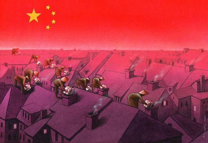 Caricaturi care dau de gandit, de Pawel Kuczynski - Poza 8