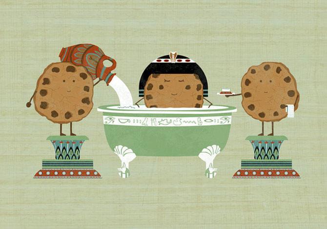 Ilustratii Teo Zirinis