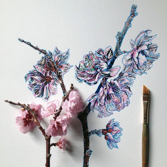 Flori imbobocite, de Noel Badges Pugh - Poza 2