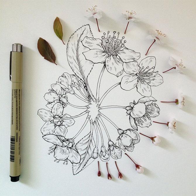 Flori imbobocite, de Noel Badges Pugh - Poza 4
