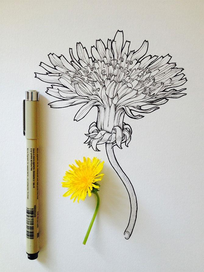 Flori imbobocite, de Noel Badges Pugh - Poza 5