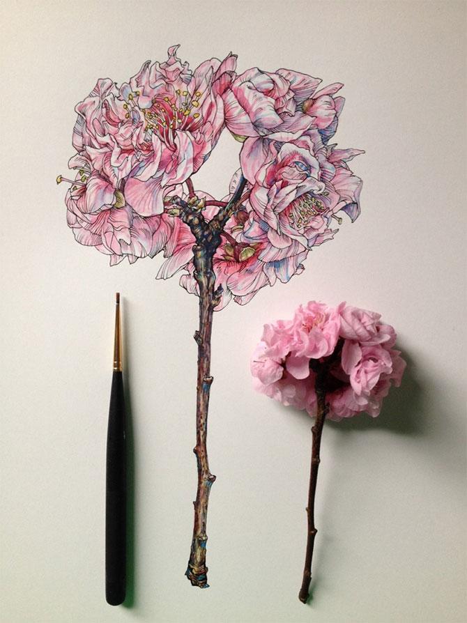 Flori imbobocite, de Noel Badges Pugh - Poza 7