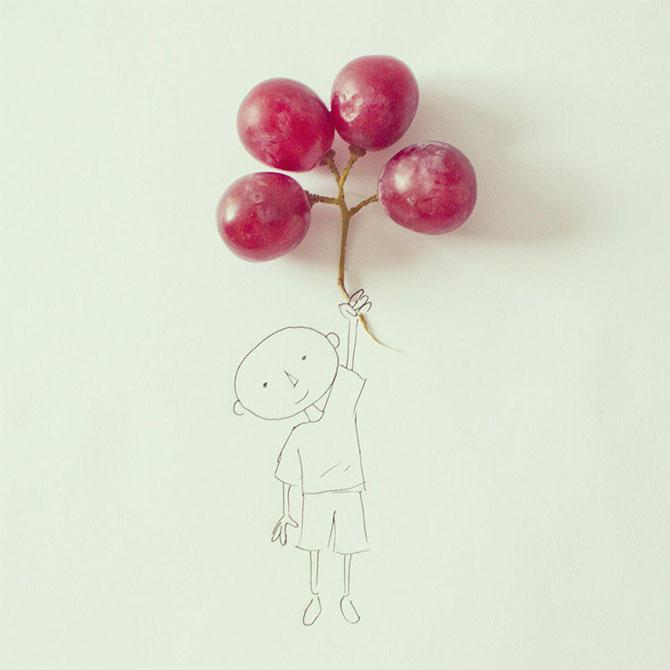 Desene creative din obiecte banale, de Javier Perez - Poza 5
