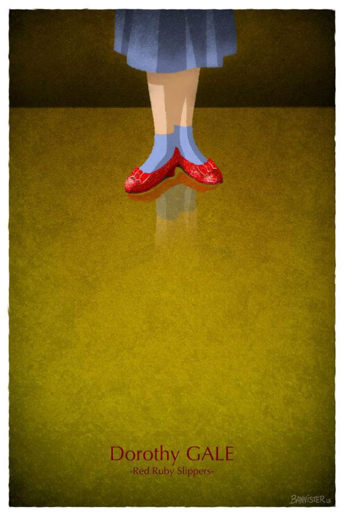 Pantofi de personaje celebre, de Nicholas Bannister - Poza 1