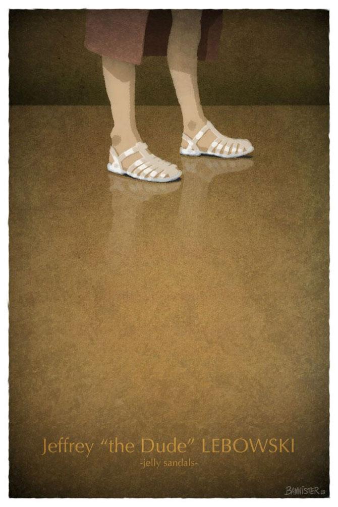 Pantofi de personaje celebre, de Nicholas Bannister - Poza 2