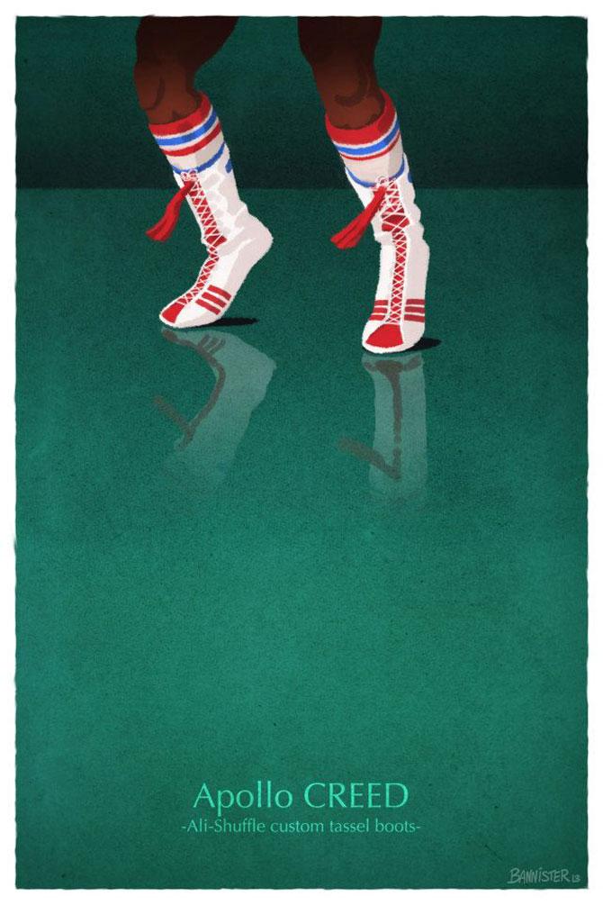 Pantofi de personaje celebre, de Nicholas Bannister - Poza 5
