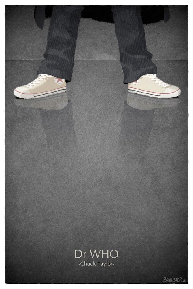 Pantofi de personaje celebre, de Nicholas Bannister - Poza 6