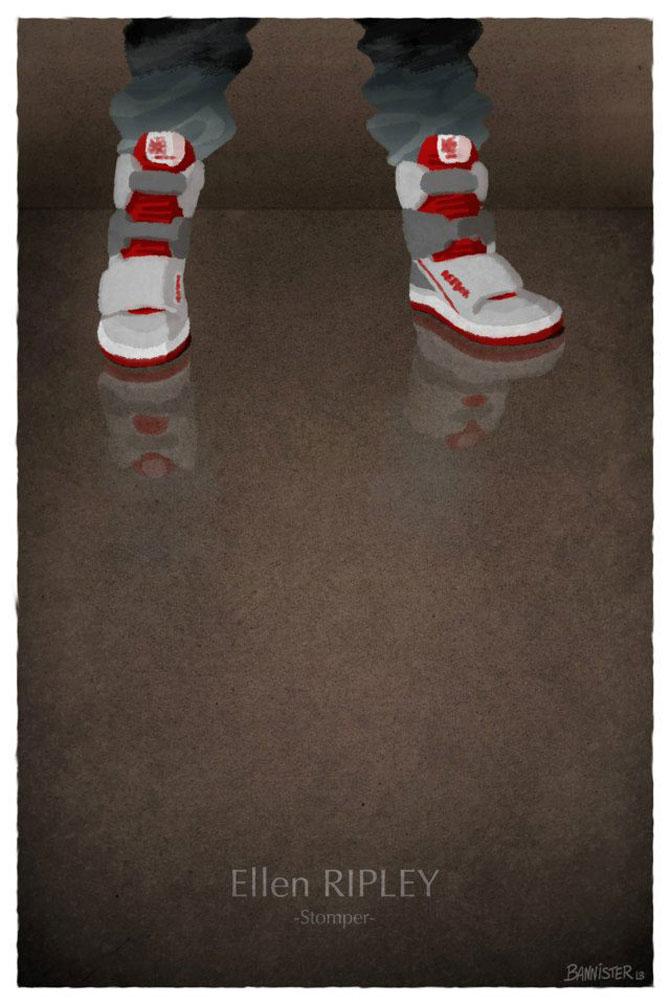 Pantofi de personaje celebre, de Nicholas Bannister - Poza 7
