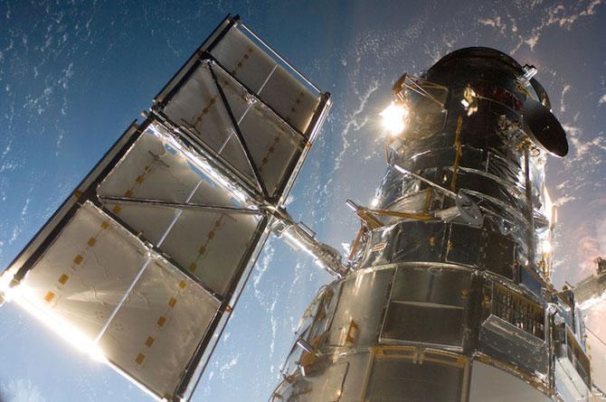 Spatiul cosmic, fotografiat de astronautii NASA - Poza 3