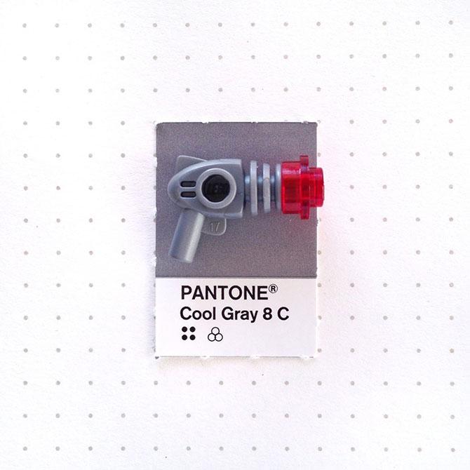 Perechi de culori Pantone si obiecte mici - Poza 4
