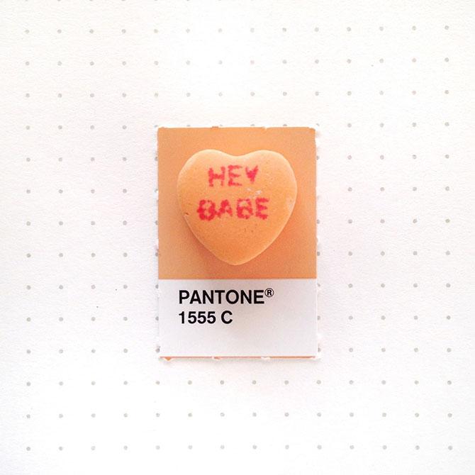 Perechi de culori Pantone si obiecte mici - Poza 8
