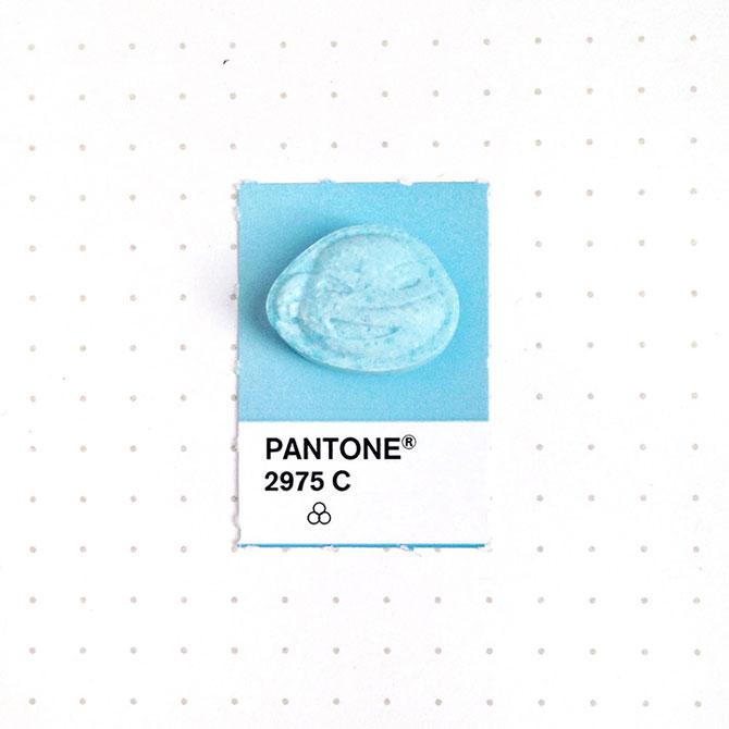 Perechi de culori Pantone si obiecte mici - Poza 9