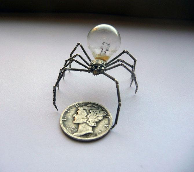 Insecte din ceasuri, de la A Mechanical Mind - Poza 1