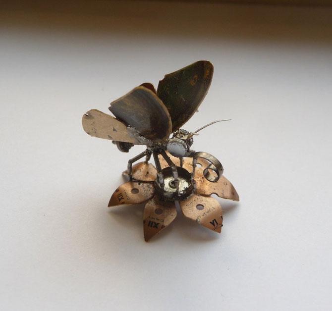 Insecte din ceasuri, de la A Mechanical Mind - Poza 9
