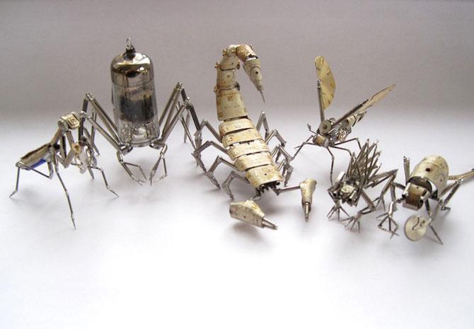 Insecte din ceasuri, de la A Mechanical Mind - Poza 10