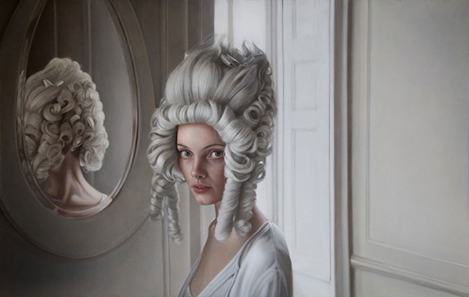 Hiper-realism si poezie, pictate de Mary Jane Ansell - Poza 2