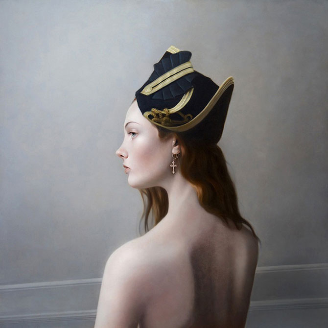Hiper-realism si poezie, pictate de Mary Jane Ansell - Poza 5