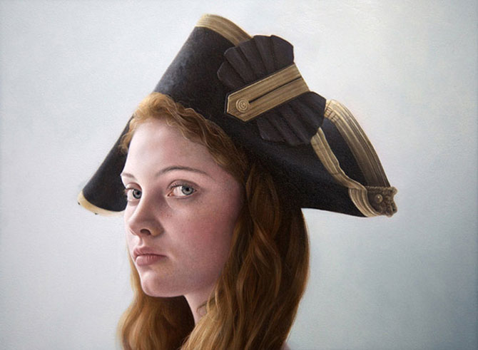 Hiper-realism si poezie, pictate de Mary Jane Ansell - Poza 11