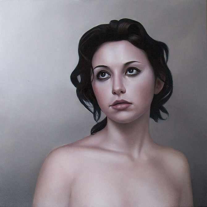 Hiper-realism si poezie, pictate de Mary Jane Ansell - Poza 13