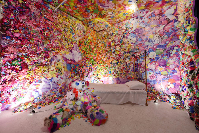 Camera multicolora, de Sebastian Masuda - Poza 1