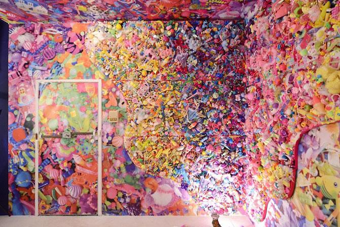 Camera multicolora, de Sebastian Masuda - Poza 2