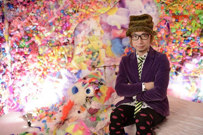 Camera multicolora, de Sebastian Masuda - Poza 3