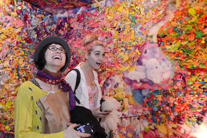 Camera multicolora, de Sebastian Masuda - Poza 7