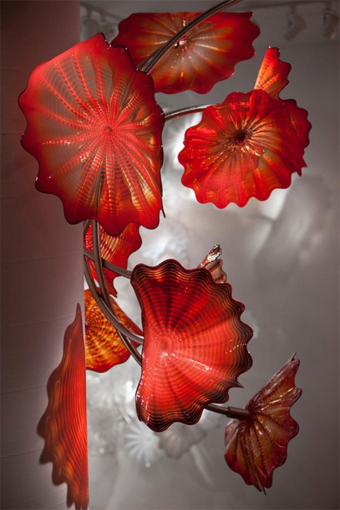 Magia luminii, reflectata in florile lui Dale Chihuly - Poza 4