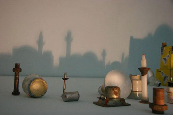Rashad Alakbarov picteaza cu umbre - Poza 6